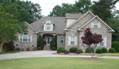 Aiken Single Family Home For Sale: 391 Forest Pines Rd