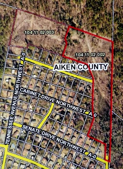 Aiken Residential Lots & Land For Sale: Lot A Tennessee Ave
