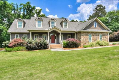 North Augusta Single Family Home For Sale: 115 River Wind Drive