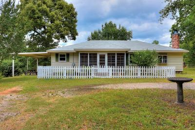 Aiken Single Family Home For Sale: 309 Willow Run Road