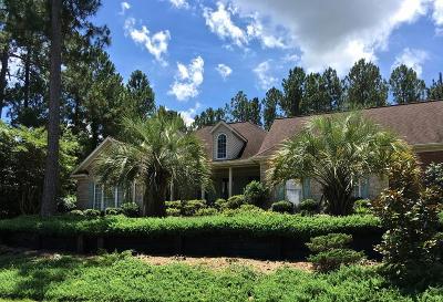 Aiken Single Family Home For Sale: 209 Boxelder Drive