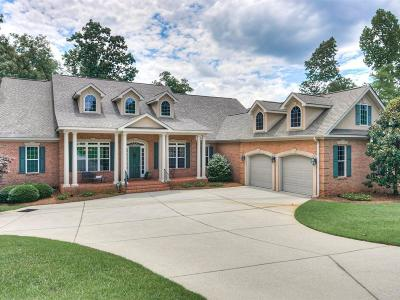 Aiken Single Family Home For Sale: 763 W Pleasant Colony