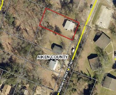 Aiken Single Family Home For Sale: 637 Ravenel Street