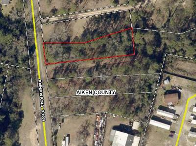 North Augusta Residential Lots & Land For Sale: 313 Johnson Road