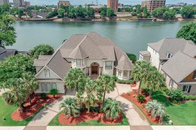 North Augusta Single Family Home For Sale: 308 Shoreline Drive E