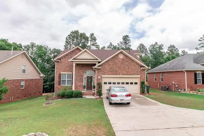 Aiken Single Family Home For Sale: 105 Bainbridge Drive