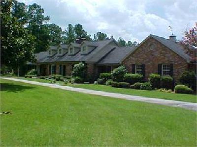 Aiken Single Family Home For Sale: 670 Partridge Bend Road