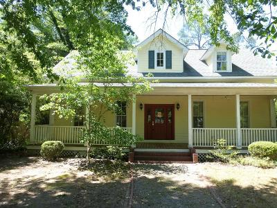 Aiken Single Family Home For Sale: 329 Charleston St SE