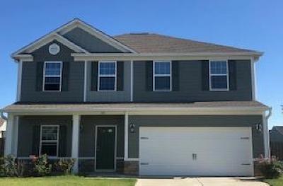 Aiken Single Family Home For Sale: 170 Tahoe Drive