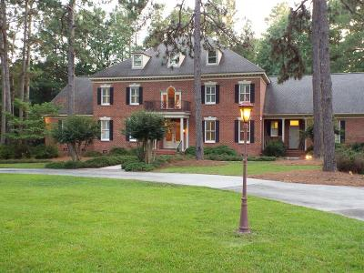 Aiken Single Family Home For Sale: 340 Magnolia Lake Court