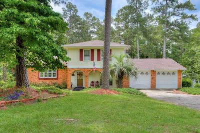 Aiken Single Family Home For Sale: 1759 Partridge Dr