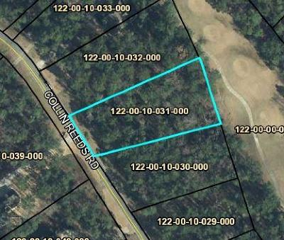 North Augusta Residential Lots & Land For Sale: J-31 Collin Reeds Road