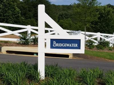 Aiken Residential Lots & Land For Sale: Lot 7 Bridgewater