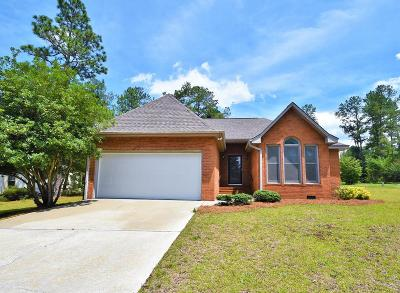 Aiken Single Family Home For Sale: 111 Riviera Rd