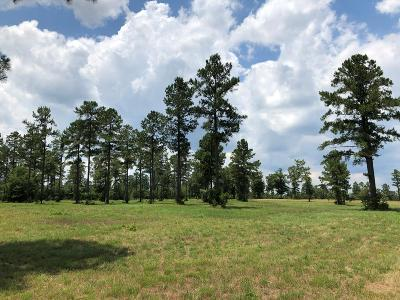 Aiken Residential Lots & Land For Sale: Lots 10 11 Whipper In Trail