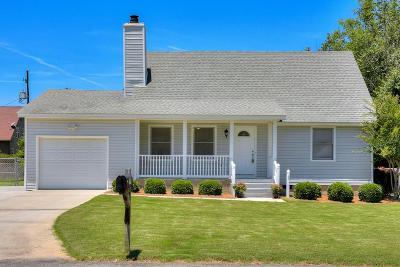 Aiken Single Family Home For Sale: 126 Trailwood Ave
