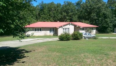 New Ellenton Single Family Home For Sale: 502 Forest Circle