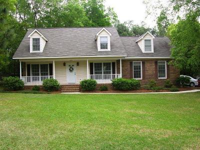 Aiken Single Family Home For Sale: 1058 Kismet Dr