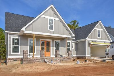 North Augusta Single Family Home For Sale: 1019 (Lot 10 Cooper Place Drive