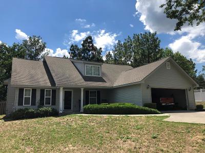 North Augusta Single Family Home For Sale: 215 Sudlow Hills Court