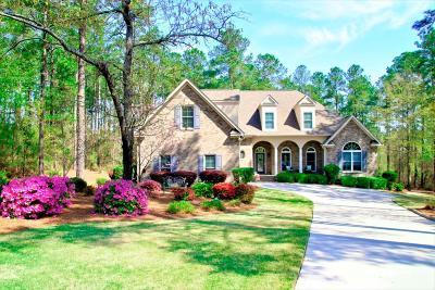 Aiken Single Family Home For Sale: 5045 Lady Bank Lane