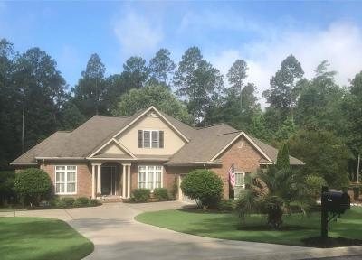 Aiken Single Family Home For Sale: 5320 Charnwood Forest Circle