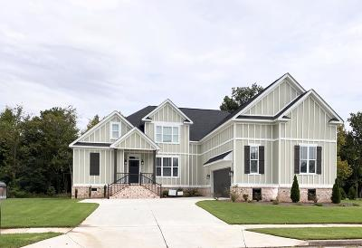 North Augusta Single Family Home For Sale: 241 River North Drive