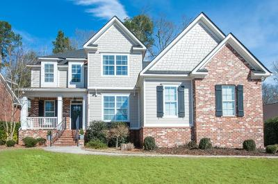North Augusta Single Family Home For Sale: 828 River Bluff Road