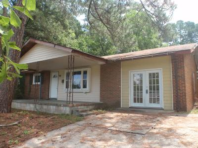North Augusta Single Family Home For Sale: 518 Dove Street