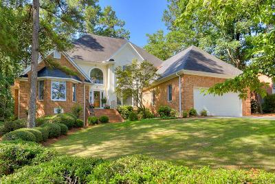 Aiken Single Family Home For Sale: 126 Dewberry Lane