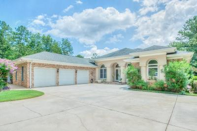 North Augusta Single Family Home For Sale: 556 Laurel Lake Drive