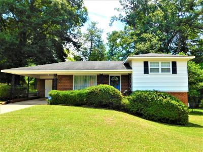 North Augusta Single Family Home For Sale: 2111 Vireo Drive