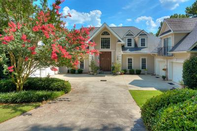 Aiken Single Family Home For Sale: 252 Willow Lake Drive