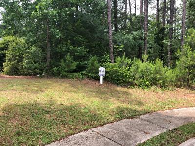 North Augusta Residential Lots & Land For Sale: Lot R-21 Independent Hill Lane