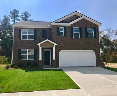 North Augusta Single Family Home For Sale: 1119 Dietrich Lane