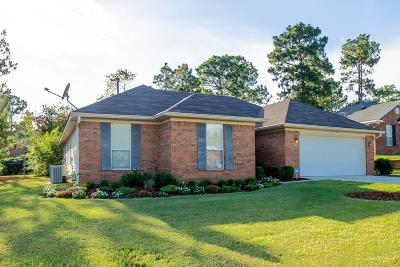 North Augusta Single Family Home For Sale: 5229 Silver Fox Way