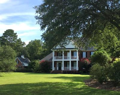 Aiken Single Family Home For Sale: 651 Oak Meadow Lane