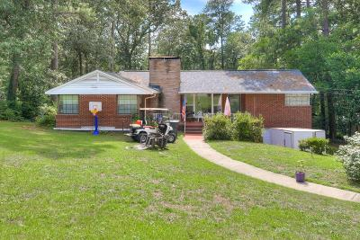 North Augusta Single Family Home For Sale: 2015 Robin Road