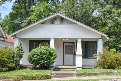 North Augusta Single Family Home For Sale: 810 West Avenue