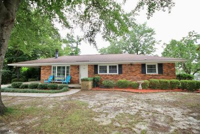 North Augusta Single Family Home For Sale: 200 Lee Street