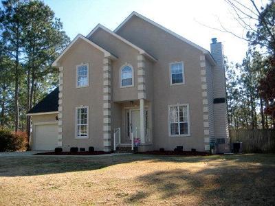 Aiken Single Family Home For Sale: 129 Long Ridge Loop