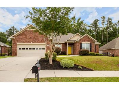 North Augusta Single Family Home For Sale: 146 Kenilworth Drive