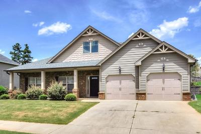 North Augusta Single Family Home For Sale: 162 Gustav Court