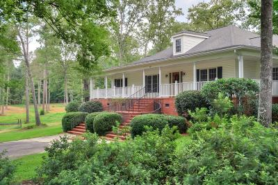 Aiken Single Family Home For Sale: 461 Implement Road