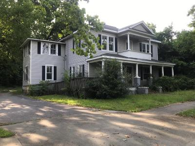 Aiken Commercial For Sale: 147 Newberry Street NW