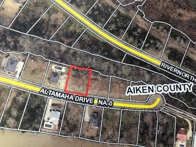 North Augusta Residential Lots & Land For Sale: 213 Altamaha Drive