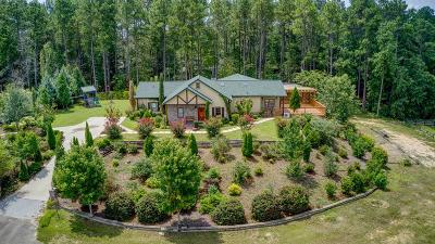 Aiken Single Family Home For Sale: 2105 Columbia Hwy N