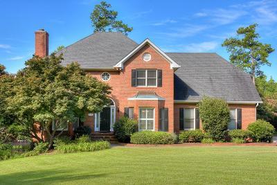 Aiken Single Family Home For Sale: 574 Lakeside Drive