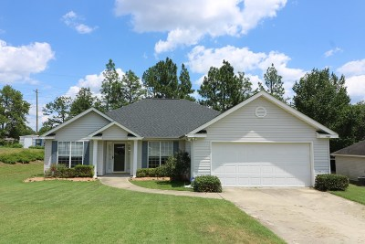North Augusta Single Family Home For Sale: 5603 Silver Fox Way