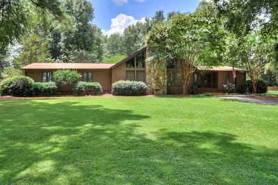 Aiken Single Family Home For Sale: 1571 Equine Court